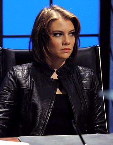 """Chuck - Season 4 - """"Chuck vs. the Family Volkoff"""" - Lauren Cohan as Vivian"""