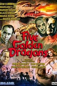 Five Golden Dragons as Dragon #2