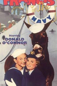 Francis in the Navy as Jonesy