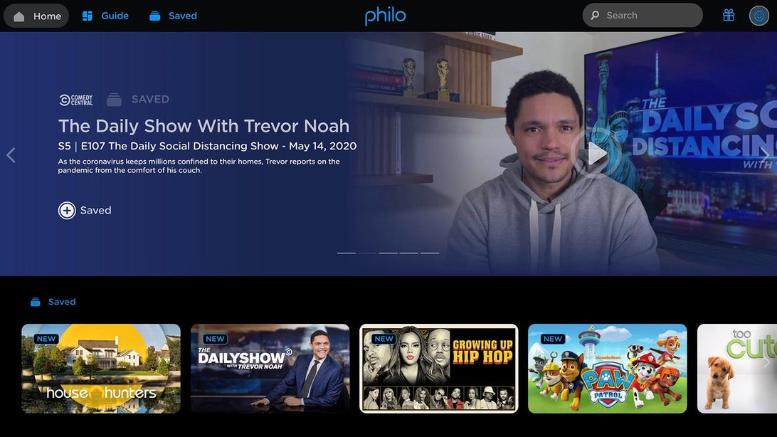 Philo channels list