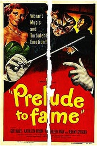 Prelude to Fame as Newsman
