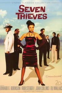 Seven Thieves as Melanie/Madame De La Cruz