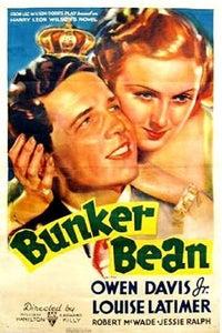 Bunker Bean as Mr. Barnes