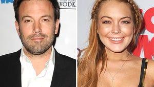 Report: Ben Affleck Visited Lindsay Lohan to Advise Her on Sobriety