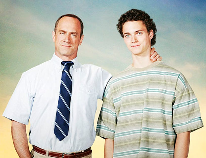 Surviving Jack - Season 1 - Christopher Meloni and Connor Buckley
