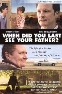 When Did You Last See Your Father? as Blake Morrison