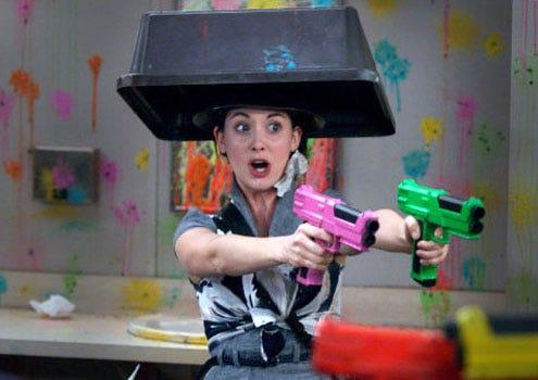 "Community - Season 1 - ""Modern Warfare"" - Alison Brie as Annie"