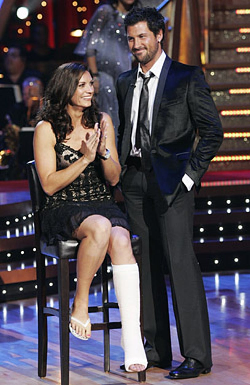 Dancing with the Stars - Season 7 - Misty May Treanor and Maksim Chmerkovskiy