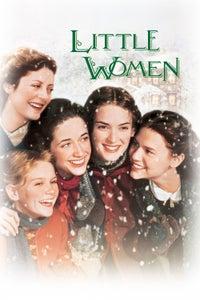 Little Women as Mrs. March