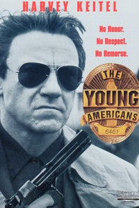 The Young Americans as Harris