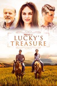 Lucky's Treasure as Henry Landis