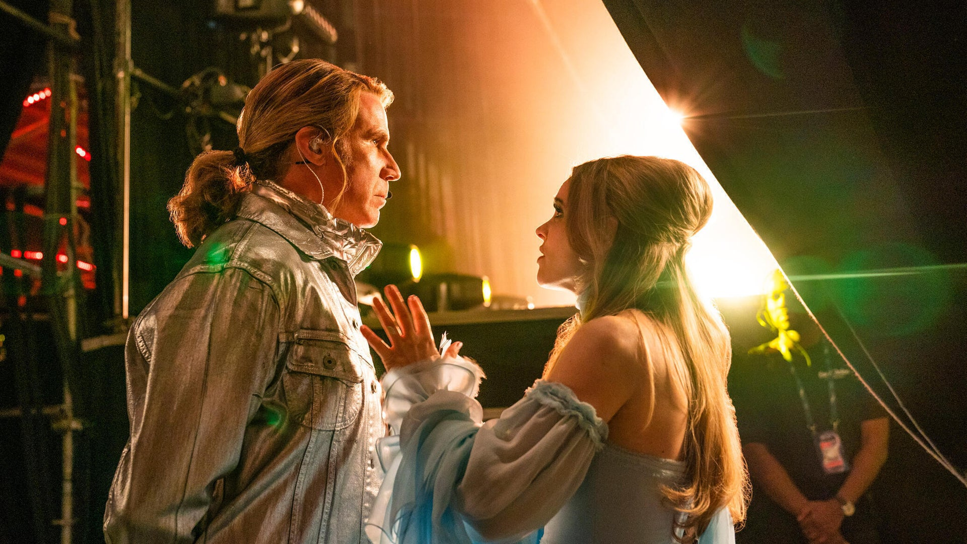 Will Ferrell and Rachel McAdams, Eurovision Song Contest: The Story of Fire Saga