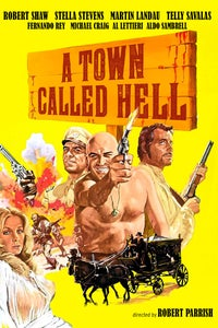 A Town Called Hell as The Priest