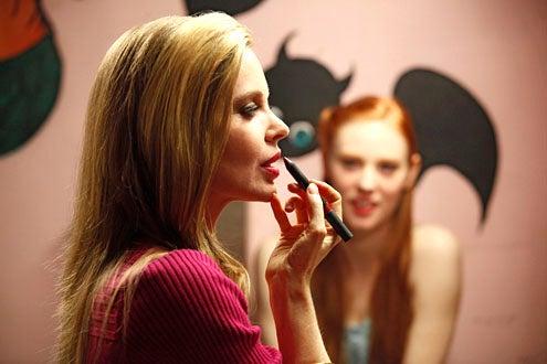 True Blood - Season 3 - Kristin Bauer and Deborah Ann Woll