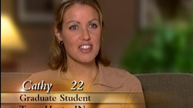 Cathy, The Bachelor