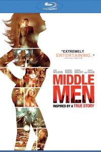 Middle Men as James