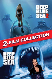 Deep Blue Sea 2 - Double Feature as Dr. Susan McAlester