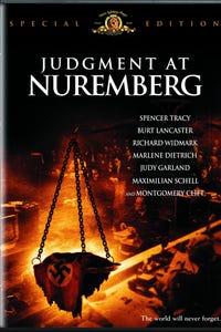 Judgment at Nuremberg as Judge Dan Haywood