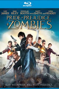 Pride and Prejudice and Zombies as Mr. Wickham