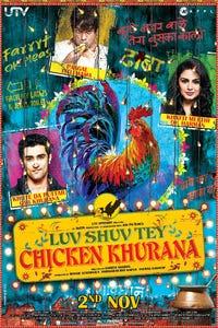 Luv Shuv Tey Chicken Khurana as Muskaan Khurana