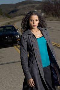 Sydney Tamiia Poitier as Riley