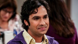 The Big Bang Theory Boss on Raj's Romantic Future