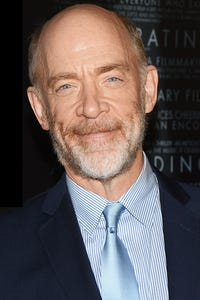 J.K. Simmons as Newspaper Publisher