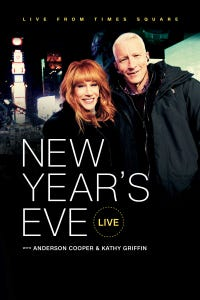 New Years Eve Live With Anderson Cooper and Kathy Griffin