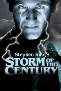 Stephen King's 'Storm of the Century' as Mike Anderson