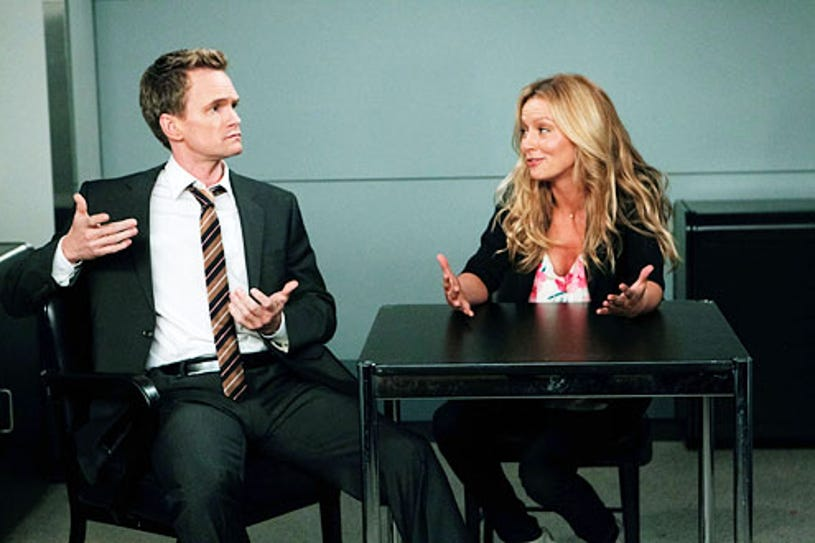 """How I Met Your Mother - Season 7 - """"The Magician's Code Part Two"""" - Neil Patrick Harris and Becky Newton"""
