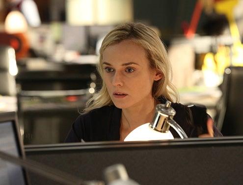 "The Bridge - Season 1 - ""Rio"" - Diane Kruger as Sonya Cross"