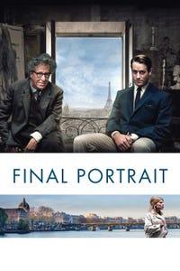 Final Portrait as Diego Giacometti