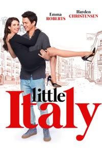 Little Italy as Nikki Angioli