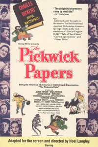 The Pickwick Papers as Mr. Snubbins