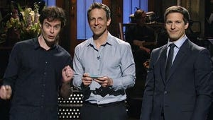 Which SNL Alums Returned for the Season Finale with Andy Samberg?