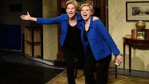 Saturday Night Live's Cold Open Became the Elizabeth Warren Show
