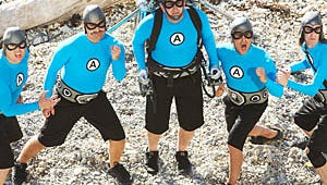 Exclusive: First Look at The Hub's New Aquabats Super Show