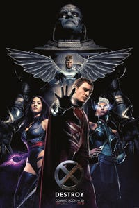 X-Men: Apocalypse as Peter/Quicksilver