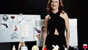 Watch Juliette Lewis Describe ABC's Secrets and Lies Only in Emojis