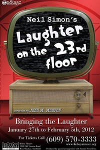 Neil Simon's 'Laughter on the 23rd Floor' as Brian