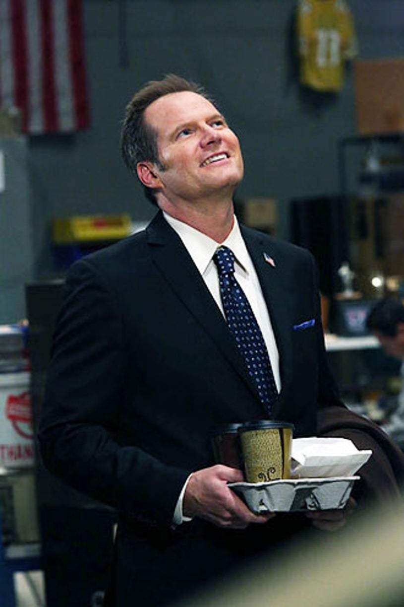 """The Office - Season 9 - """"The Target"""" - Jack Coleman"""