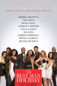 The Best Man Holiday as Jordan Armstrong
