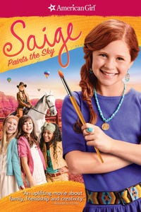 American Girl: Saige Paints the Sky as Mimi