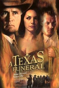 A Texas Funeral as Walter