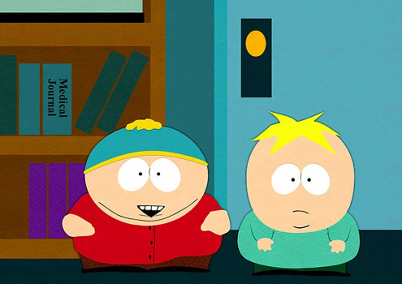 """South Park - """"Jared Has Aides"""" - Cartman and Butters"""