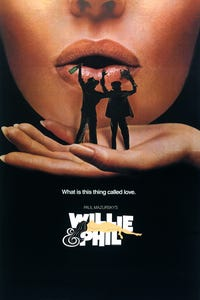 Willie and Phil as Willie Kaufman