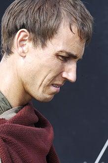 Rome - Season 1 - Tobias Menzies as Marcus Junius Brutus
