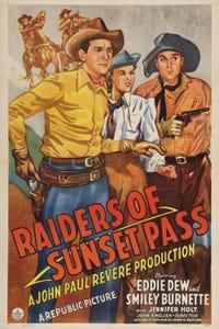 Raiders of Sunset Pass as Rustler