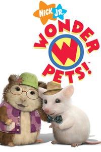 The Wonder Pets! as Lion