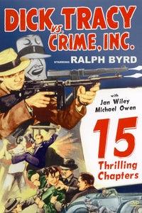 Dick Tracy vs. Crime, Inc. as J.P. Morton